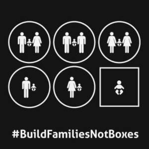 build families not boxes